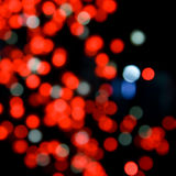 Coloured bokeh background Royalty Free Stock Image