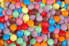 Coloured candy Stock Photos