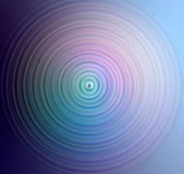 Coloured Circles. Abstract design Royalty Free Illustration