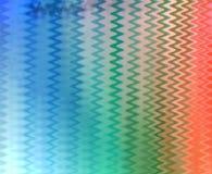 Coloured falisty pasiasty tło Zdjęcie Royalty Free