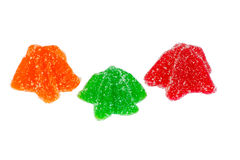 Coloured jelly sweets Royalty Free Stock Photography