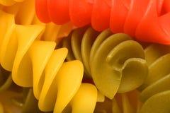 Coloured makaron 2 Zdjęcie Stock