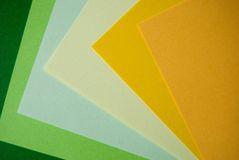 Coloured paper. Background for your pc Stock Photos