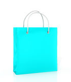 Coloured paper bag Stock Photo