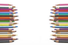 Coloured pencil Stock Photo