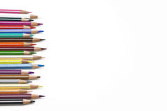 Coloured pencil Stock Photography