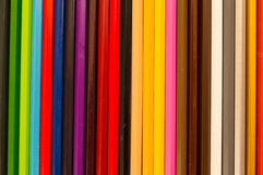 Coloured pencil. The coloured pencil on the white background Royalty Free Stock Image