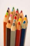 Coloured pencil Stock Photos