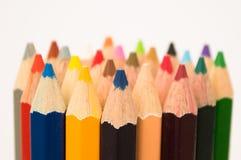 Coloured pencil Royalty Free Stock Photos