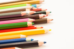 Coloured pencil Royalty Free Stock Image