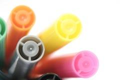 Free Coloured Pens Stock Photos - 2021493