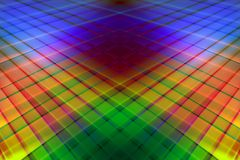 Coloured stripes Royalty Free Stock Image