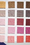 Coloured texture Stock Photography