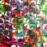 Coloured tile. Abstract fantasy, can be used designers for creation and processing of different images royalty free illustration