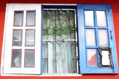 Coloured Windows Stock Photos