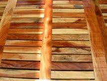 Coloured wood Royalty Free Stock Image