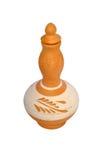Colourfeul fait main Clay Pottery Photos stock