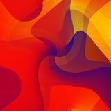 Colourfful Hintergrund Lizenzfreies Stockbild