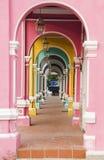 Colourful łuki Zdjęcie Royalty Free