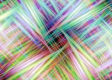 Colourful światło wlec tło Obrazy Royalty Free