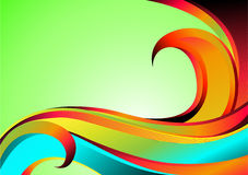Colourful abstract background Royalty Free Stock Image