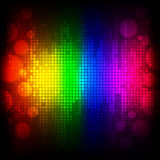 Colourful Abstract Background Royalty Free Stock Photo