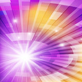 Colourful abstract background. Stock Photos