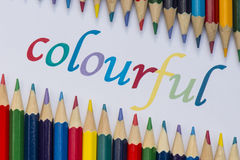 Colourful Royalty Free Stock Images