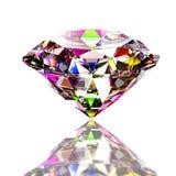 Colourful abstract diamond Stock Photo