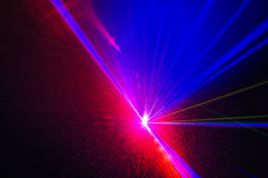 Colourful abstract Laserlight Background with space for text or. A beautiful multi-color laser multi-format commonly used party look like a fantasy. Like Deep Royalty Free Stock Photo
