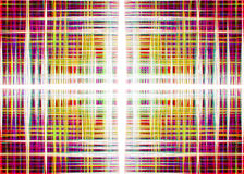 Colourful abstract soundwaves background Royalty Free Stock Photo