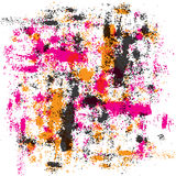 Colourful abstract textured background Royalty Free Stock Photography