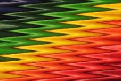 Colourful abstrakcjonistyczny falowy wzór dla tła zdjęcia royalty free