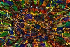 Colourful abstrakta wzoru unikalny projekt obraz royalty free