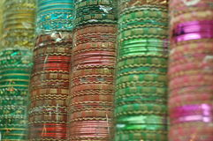 Colourful accessories Stock Photo