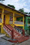 Colourful architecture in Panama Stock Photos