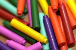 Colourful atramentów plombowania Zdjęcia Royalty Free