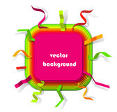 Colourful background Stock Photography