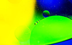 Colourful background Stock Image