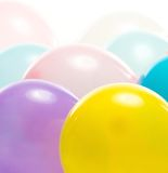 Colourful balloons Royalty Free Stock Photography