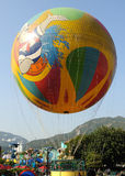Colourful Balloons at Ocean Park Stock Image