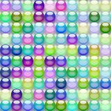 Colourful balls marbles Royalty Free Stock Photos