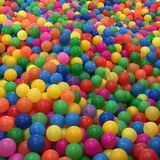 Colourful Balls Stock Image
