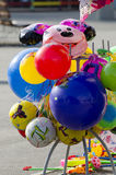 Colourful balony zdjęcia royalty free