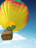 Colourful Baloon Stock Image