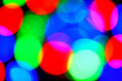 Colourful blur background Royalty Free Stock Image