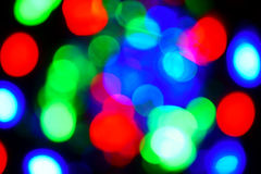 Colourful blur background Stock Photo