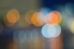 Colourful Bokeh Stock Images