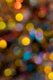 Colourful bokeh background Stock Photo