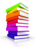 Colourful Book Royalty Free Stock Photo